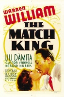 The Match King movie poster (1932) picture MOV_40a227f5