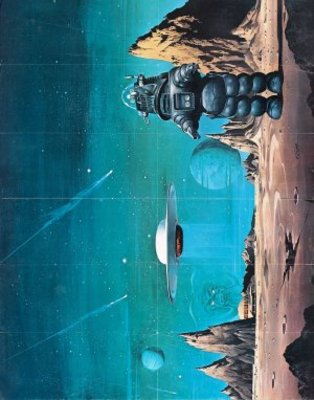 Forbidden Planet movie poster (1956) poster MOV_40a31d1f