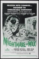 Nightmare in Wax movie poster (1969) picture MOV_40a3231f