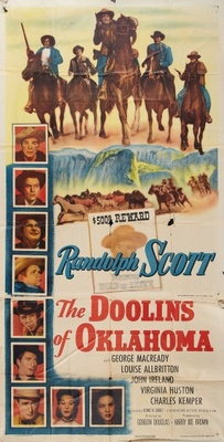 The Doolins of Oklahoma movie poster (1949) poster MOV_40aa497e