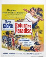 Return to Paradise movie poster (1953) picture MOV_40abb793