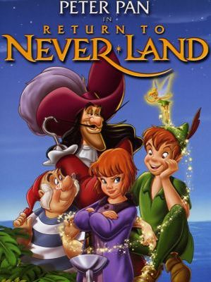 Return to Never Land movie poster (2002) poster MOV_40ae12b2