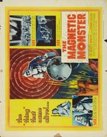 The Magnetic Monster movie poster (1953) picture MOV_40b979ee
