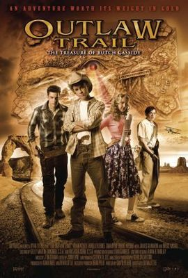 Outlaw Trail movie poster (2006) poster MOV_40bbba41