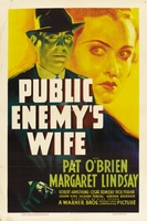 Public Enemy's Wife movie poster (1936) picture MOV_40bd00ba