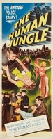 The Human Jungle movie poster (1954) picture MOV_40c3f9d7
