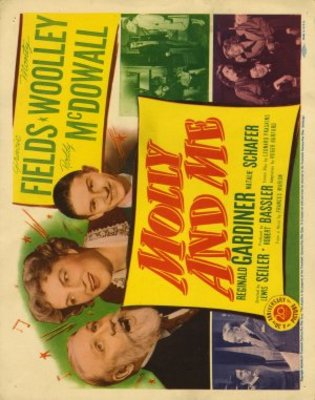 Molly and Me movie poster (1945) poster MOV_40c6c3f9
