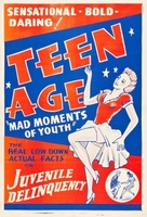 Teen Age movie poster (1944) picture MOV_40d2b982