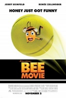 Bee Movie movie poster (2007) picture MOV_d8a26fb6