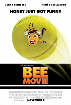 Bee Movie movie poster (2007) poster MOV_40d2cfbe