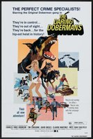 The Daring Dobermans movie poster (1973) picture MOV_40d43636