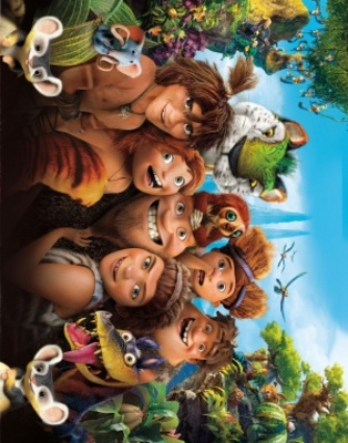 The Croods movie poster (2013) poster MOV_40d44ff8