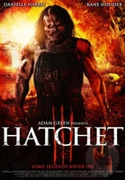 Hatchet III movie poster (2012) picture MOV_40d59362