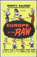 Europe in the Raw movie poster (1963) picture MOV_40e105a7