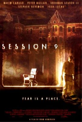 Session 9 movie poster (2001) poster MOV_40e59c57