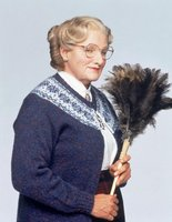 Mrs. Doubtfire movie poster (1993) picture MOV_40ea3591