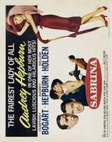 Sabrina movie poster (1954) picture MOV_40ea85a8