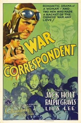 War Correspondent movie poster (1932) poster MOV_40ebf027
