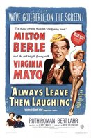 Always Leave Them Laughing movie poster (1949) picture MOV_40ed8773