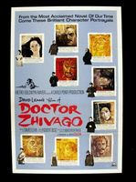 Doctor Zhivago movie poster (1965) picture MOV_40ee0e9d