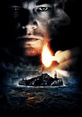 Shutter Island movie poster (2010) poster MOV_40ee98d4