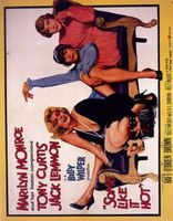Some Like It Hot movie poster (1959) picture MOV_40eea809