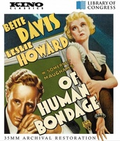 Of Human Bondage movie poster (1934) picture MOV_40f2623e