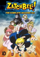 Zatch Bell! movie poster (2005) picture MOV_40f7cc1c
