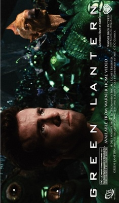 Green Lantern movie poster (2011) poster MOV_40f8891b