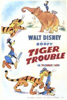 Tiger Trouble movie poster (1945) picture MOV_40fa2047