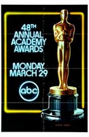 The 48th Annual Academy Awards movie poster (1976) picture MOV_40fb9e81