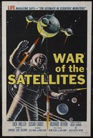 War of the Satellites movie poster (1958) picture MOV_40fef649