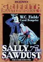 Sally of the Sawdust movie poster (1925) picture MOV_410280cf