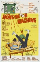 The Honeymoon Machine movie poster (1961) picture MOV_41044158