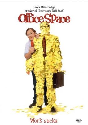 Office Space movie poster (1999) poster MOV_4109028c
