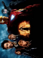 Iron Man 2 movie poster (2010) picture MOV_410b1b25