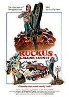 Ruckus movie poster (1981) picture MOV_410d534a