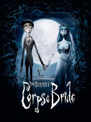 Corpse Bride movie poster (2005) poster MOV_4116ace5