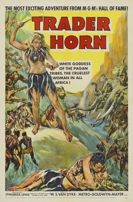 Trader Horn movie poster (1931) poster MOV_41203a54