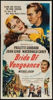 Bride of Vengeance movie poster (1949) picture MOV_4122a73f