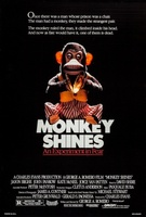Monkey Shines movie poster (1988) picture MOV_4122bf95