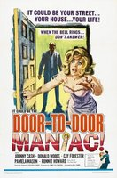 Door-to-Door Maniac movie poster (1961) picture MOV_41287e92