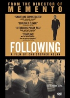 Following movie poster (1998) picture MOV_41298e2d