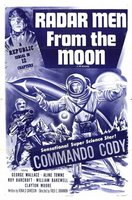 Radar Men from the Moon movie poster (1952) picture MOV_412d068e