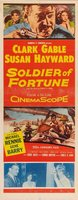 Soldier of Fortune movie poster (1955) picture MOV_412ebc39