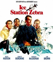 Ice Station Zebra movie poster (1968) picture MOV_413a7b17