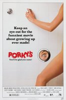 Porky's movie poster (1982) picture MOV_413f41a0
