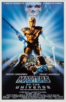 Masters Of The Universe movie poster (1987) picture MOV_41430a4d