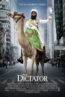 The Dictator movie poster (2012) picture MOV_41453071
