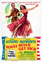 You'll Never Get Rich movie poster (1941) picture MOV_bda8321b